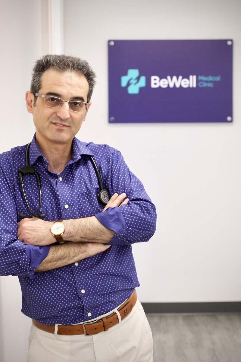 Dr Hamidreza Tabassi