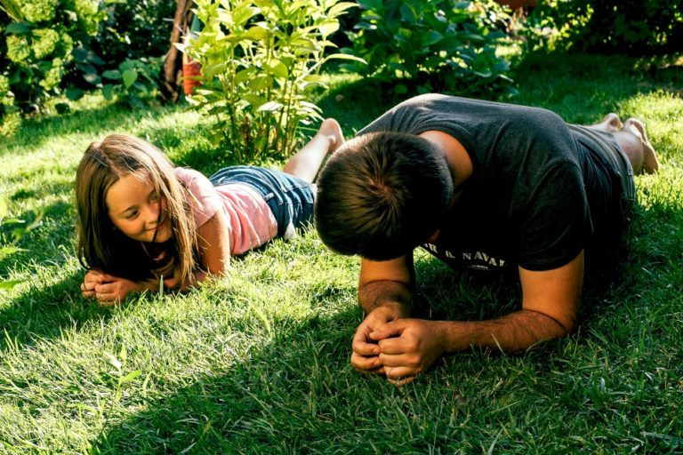 daughter-family-sport-father-man-adult-sport-fitness-boy-training-healthy-young-yoga-exercise-indoors