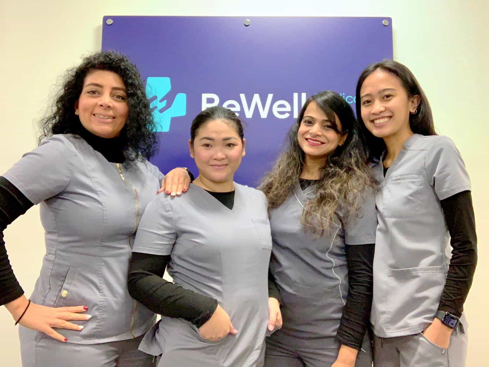 bewell-medical-assistant-team