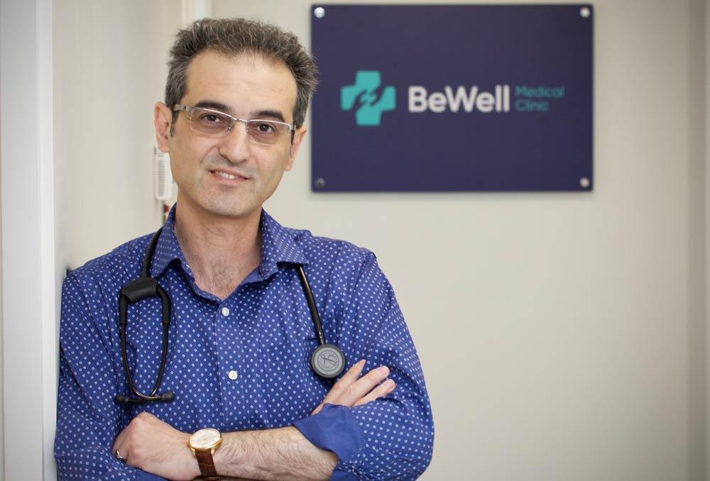 Dr Hamid Tabassi